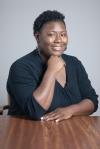 Juanita Davis, Front Desk, Americorps juanita@gsodaycenter.org