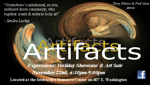 Artifacts Holiday Sale 2013