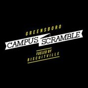 campus scramble general logo